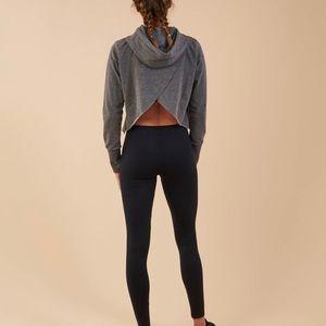 Gymshark Crossback Cropped Hoodie - Size S (NWOT)